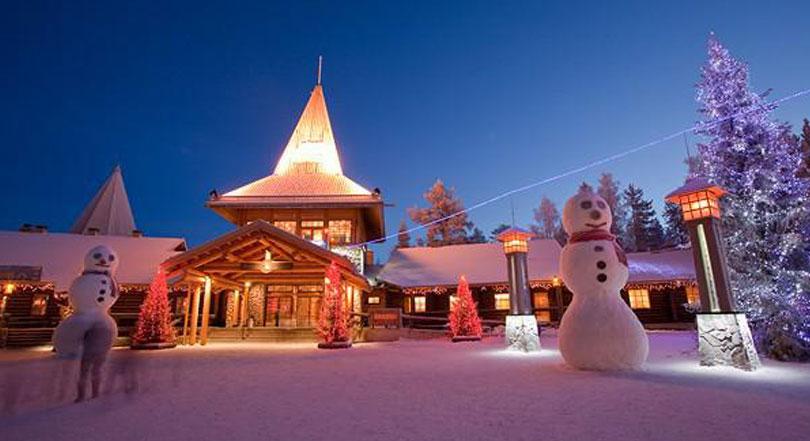 Božiček in arktična doživetja